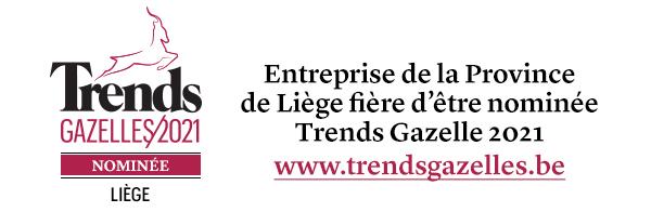 Charte Partenaires JAVA - Nominé aux Trends Gazelles