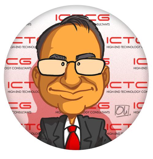 Romen Malek Pateveri ICTCG
